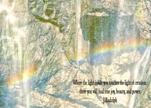 Rainbow and Light